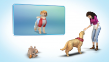 The Sims 4: Cats & Dogs скриншот 4