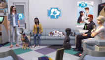 The Sims 4: Cats & Dogs скриншот 3