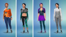 The Sims 4: Fitness скриншот 4