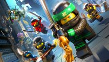 The LEGO Ninjago Movie Video Game скриншот 4