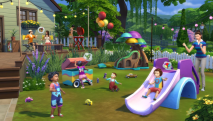 The Sims 4: Toddler скриншот 4