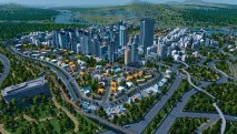 Cities: Skylines скриншот 4