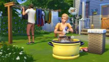 The Sims 4: Laundry Day скриншот 3