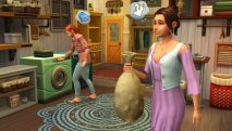 The Sims 4: Laundry Day скриншот 2
